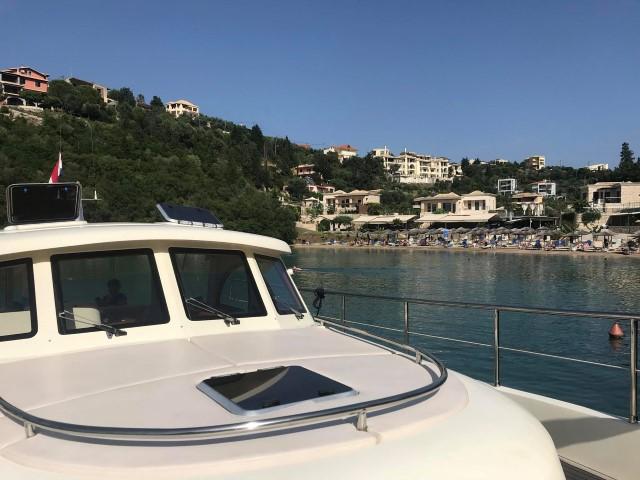Motorboat te huur Griekenland