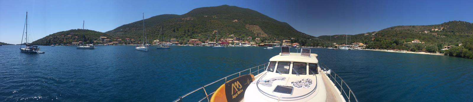 Motorboat te huur in Griekenland