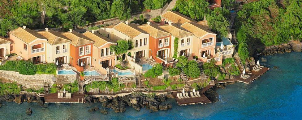 Beste hotels op Corfu | Overzicht